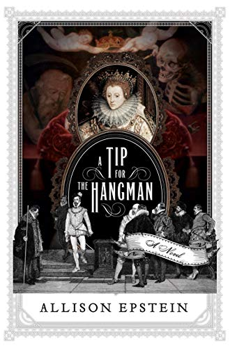 cover, A TIP FOR THE HANGMAN, Epstein