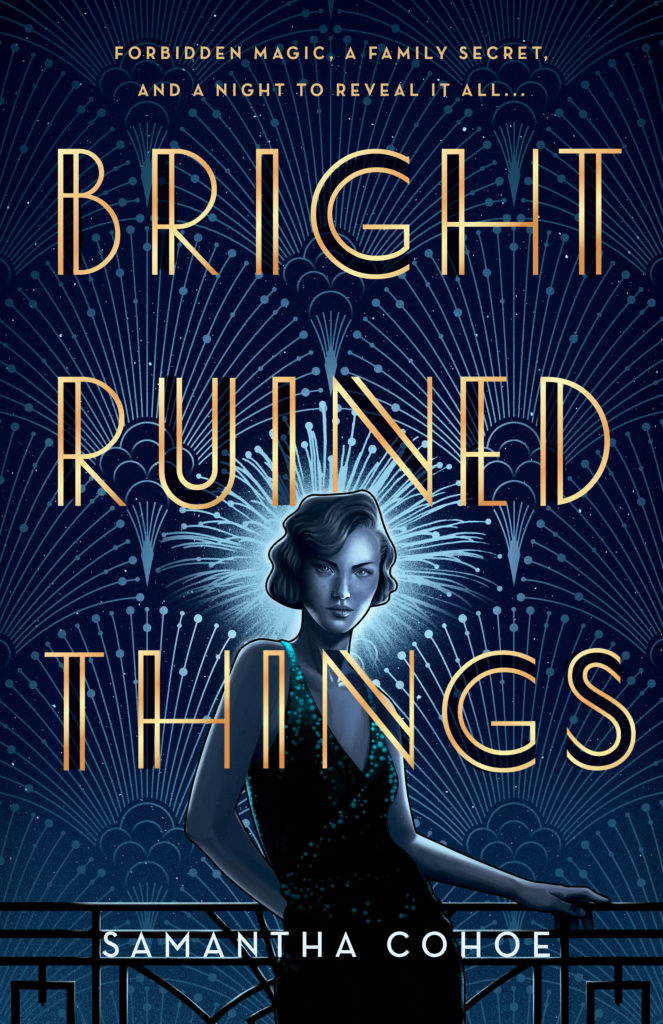 Cover of BRIGHT RUINED THINGS